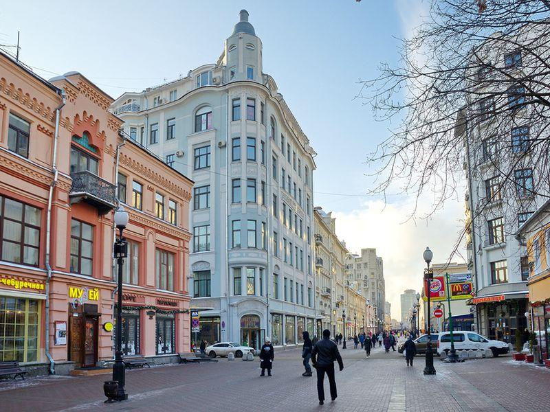 Квест для детей «Переулочки Арбата» - экскурсия в Москве