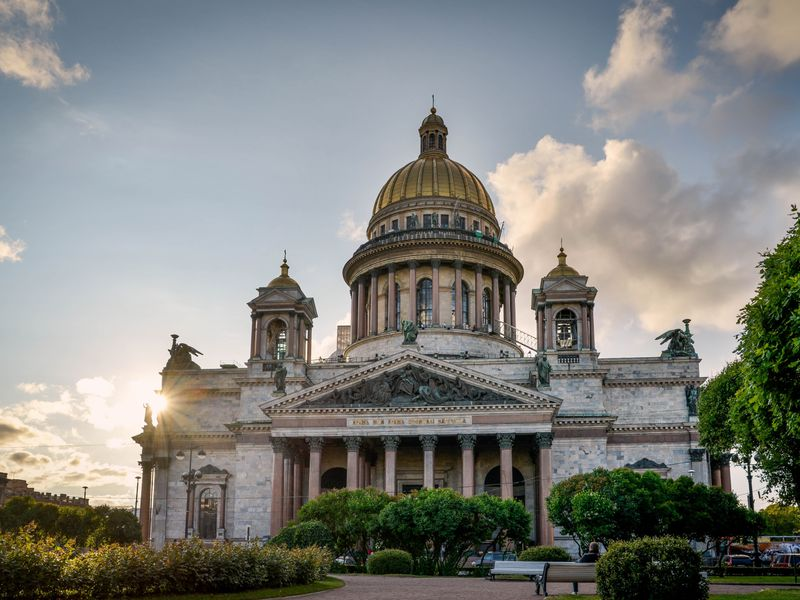Весь центр Петербурга + Исаакиевский собор - экскурсия в Санкт-Петербурге
