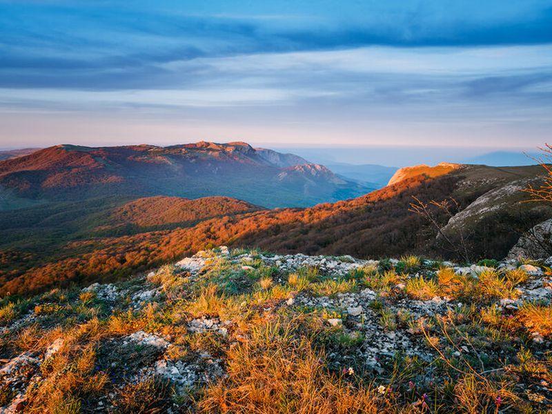 Хапхальское ущелье— первозданная природа Крыма - экскурсия в Алуште