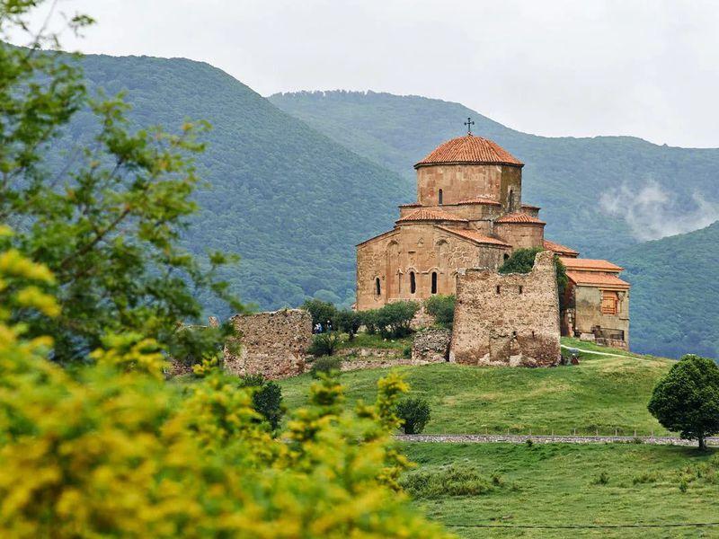 Тбилиси и Мцхета — история христианства Грузии - экскурсия в Тбилиси
