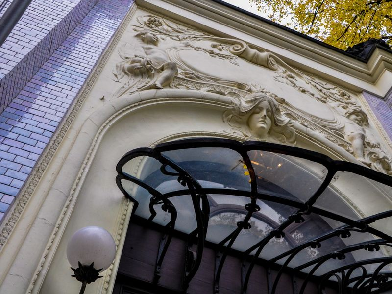 Загадки модерна Серебряного века - экскурсия в Москве