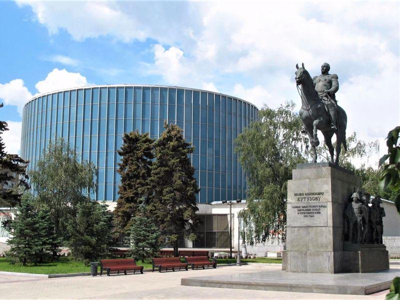 Экскурсия в музей-панораму «Бородинская битва» - экскурсия в Москве