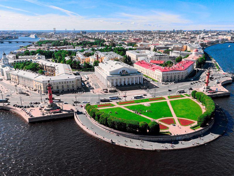 Грани Васильевского: дорогами островитян - экскурсия в Санкт-Петербурге