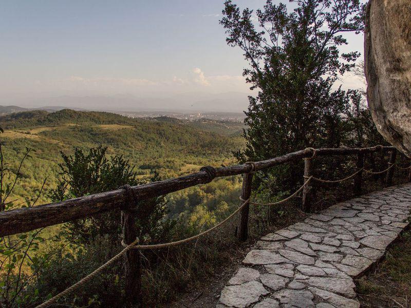 Каньон Окаце, водопады Кинчха и пещера Сатаплия за один день - экскурсия в Кобулети