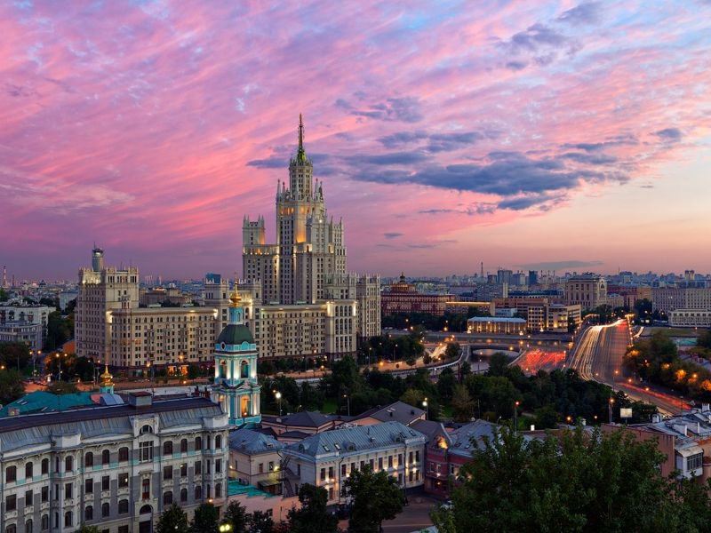 От Китай-города до советского дворца: архитектурная прогулка - экскурсия в Москве