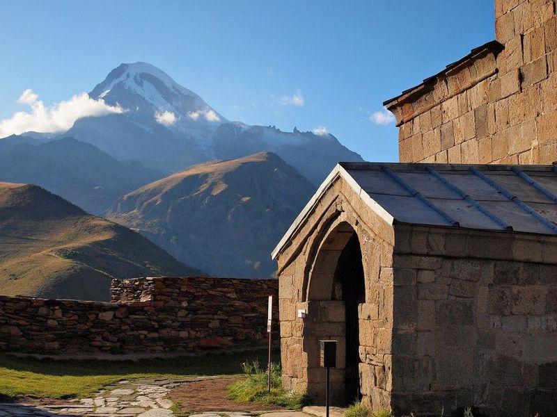 Дорога кседовласому Казбеку— путешествие, которое будет вам сниться - экскурсия в Тбилиси
