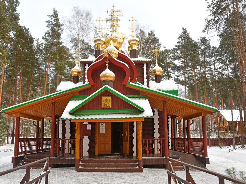 Два в одном: Ганина Яма и граница «Европа-Азия» - экскурсия в Екатеринбурге