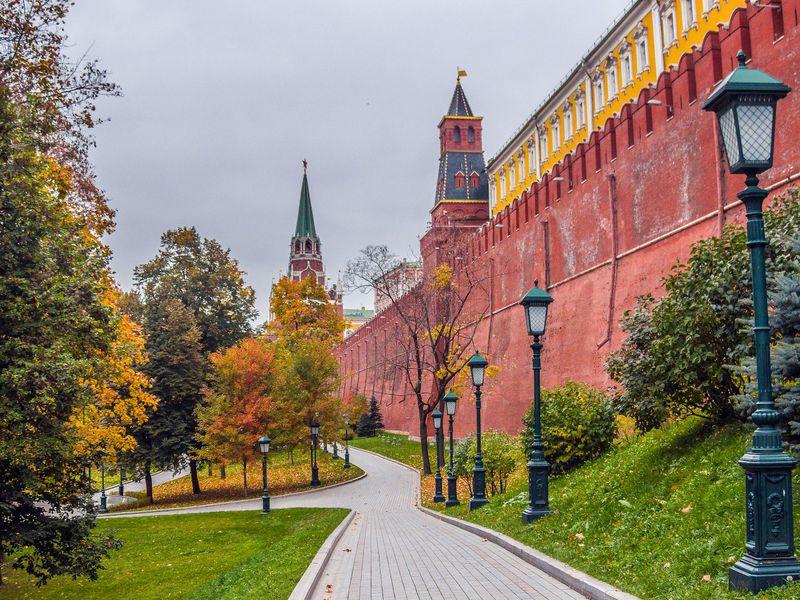 Экскурсия в Оружейную палату - экскурсия в Москве
