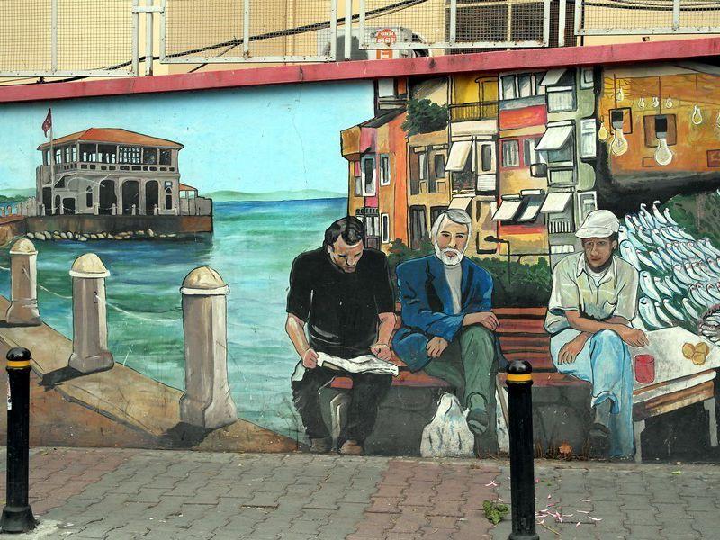Ускюдар иКадыкёй— там, где живет дух Востока! - экскурсия в Стамбуле