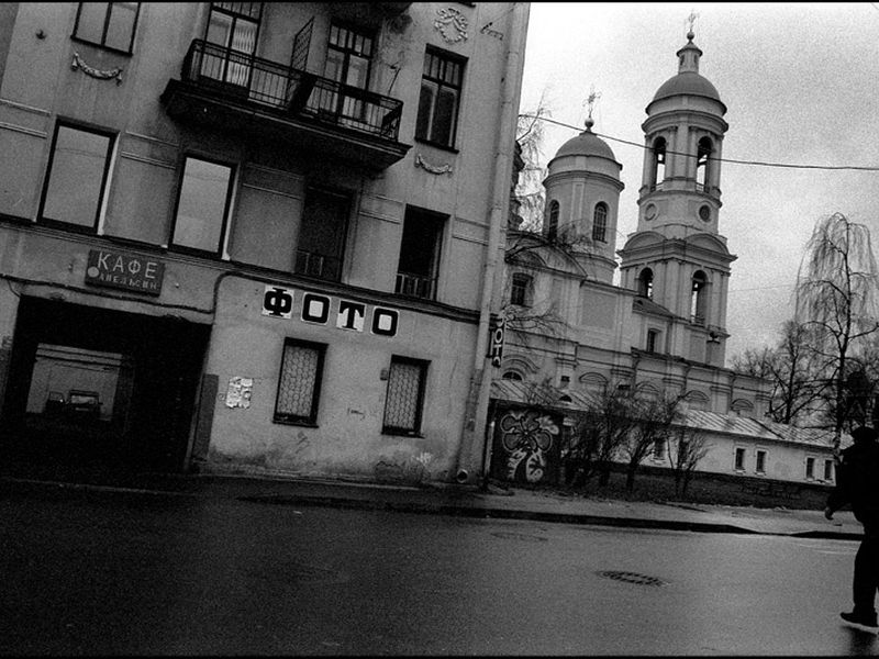 Хулиганы Петроградской стороны - экскурсия в Санкт-Петербурге