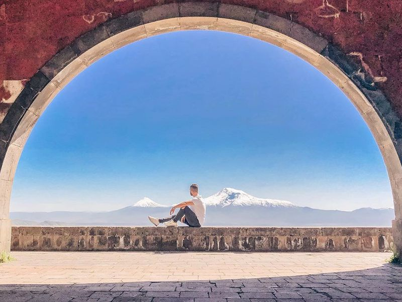 Символы Армении: Гарни, Гегард итрадиционный лаваш - экскурсия в Ереване