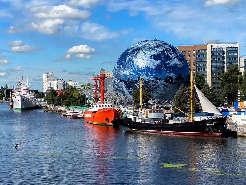 Топ-20 мест Калининграда + Музей Мирового океана - экскурсия в Калининграде