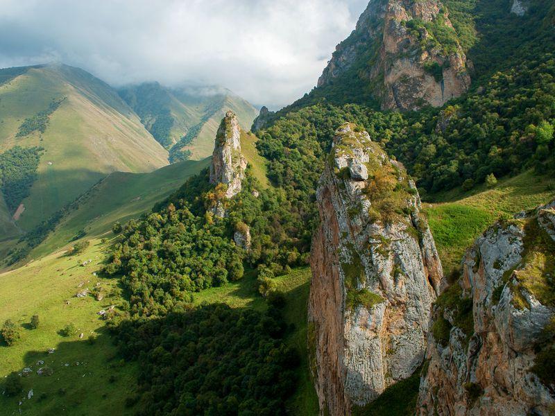 На внедорожнике — в загадочную Кабардино-Балкарию! - экскурсия в Кисловодске