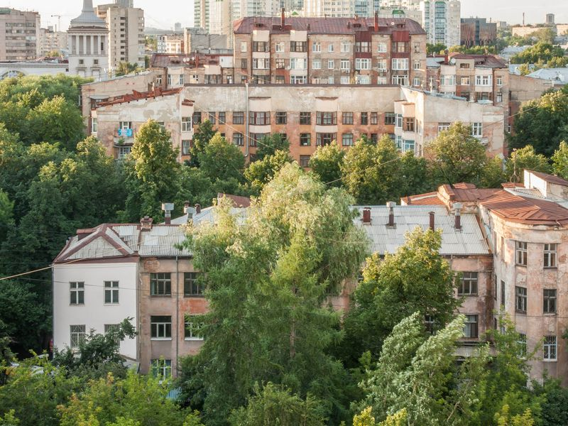 Екатеринбург— столица конструктивизма - экскурсия в Екатеринбурге