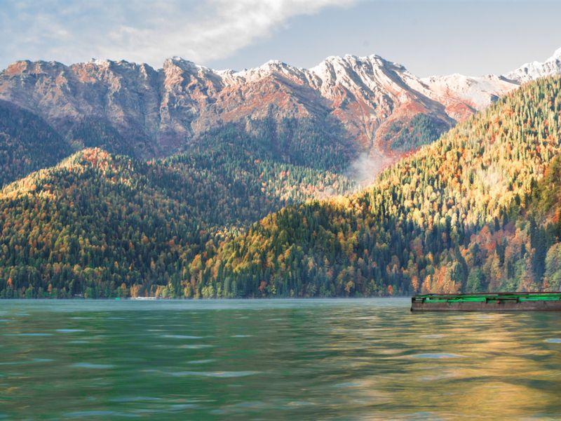 Главные достопримечательности Абхазии - экскурсия в Сочи