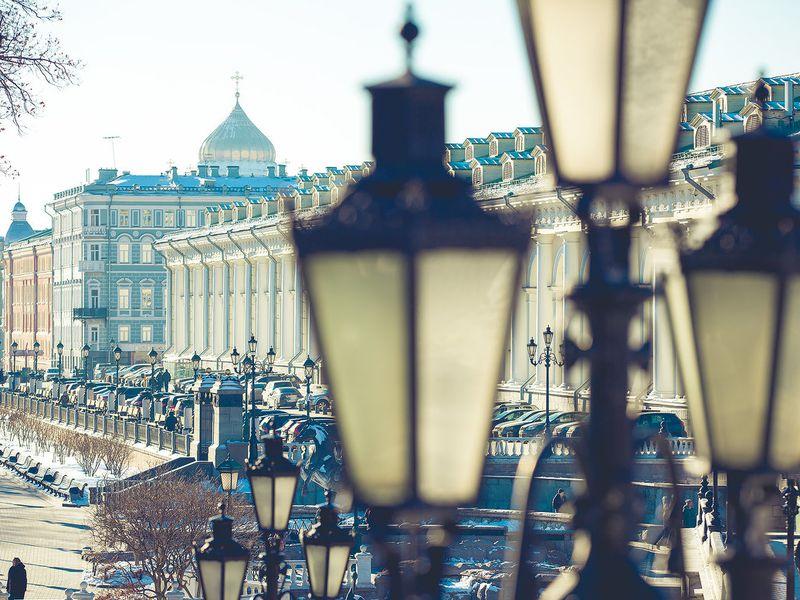Кольцо центральных площадей Москвы - экскурсия в Москве