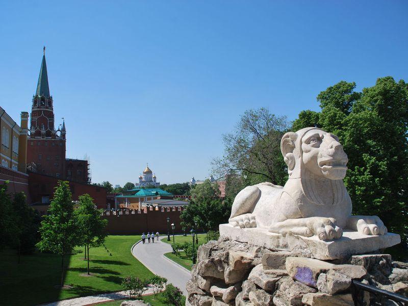 Экскурсия-квест для детей по Александровскому саду - экскурсия в Москве
