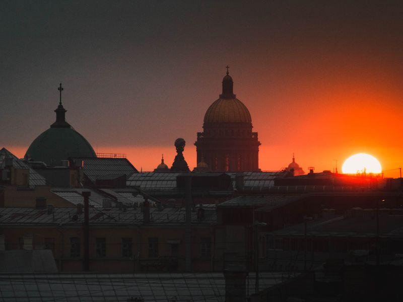 Секреты Петербурга: побывать в доходных домах и подняться на крышу - экскурсия в Санкт-Петербурге