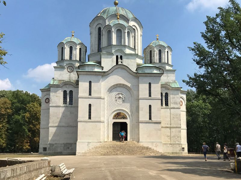 Шумадия: королевская Сербия - экскурсия в Белграде