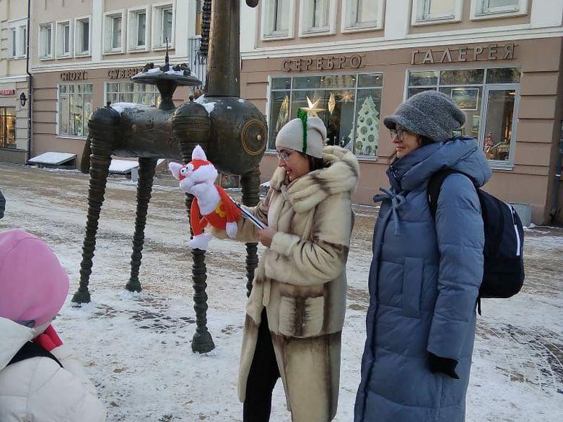 Казанское котопутешествие - экскурсия в Казани