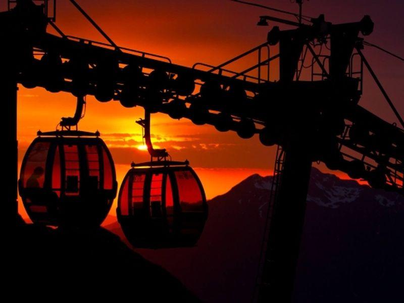 Красная поляна, закат в горах и легенды Кавказских гор - экскурсия в Сочи