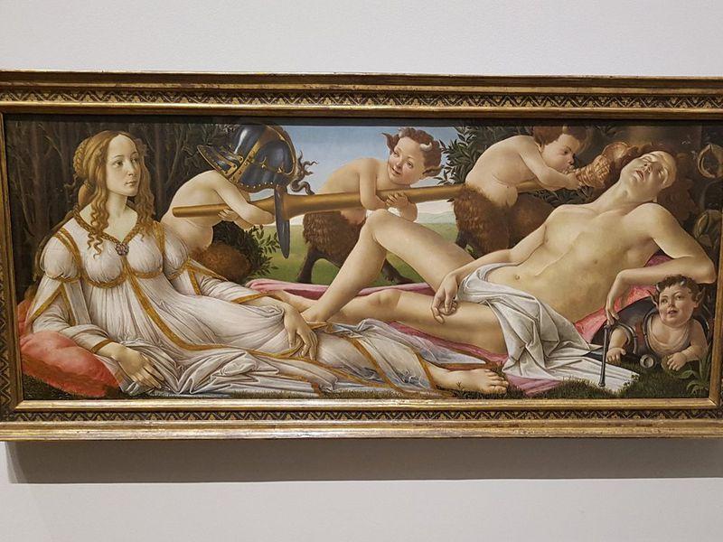 Итальянский Ренессанс вНациональной галерее - экскурсия в Лондоне