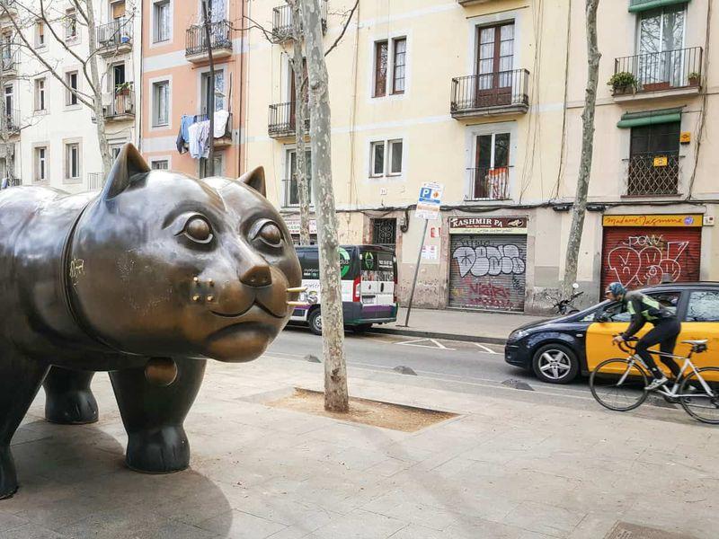 Барселона — любовь с первого взгляда - экскурсия в Барселоне