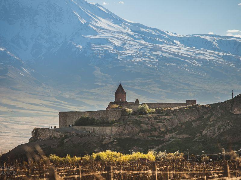 Монастырь Хор Вирап икулинарный мастер-класс - экскурсия в Ереване
