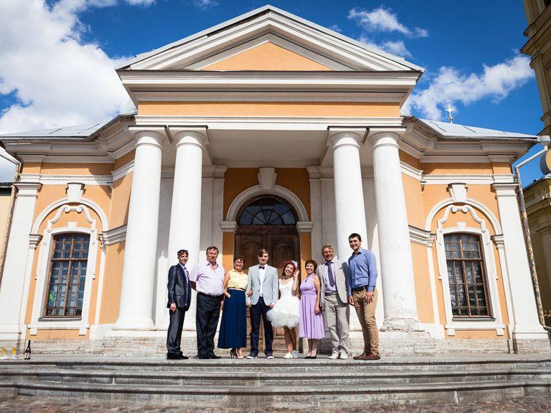 Фото-экскурсия «Сердце Петербурга» (Петропавловская крепость) - экскурсия в Санкт-Петербурге