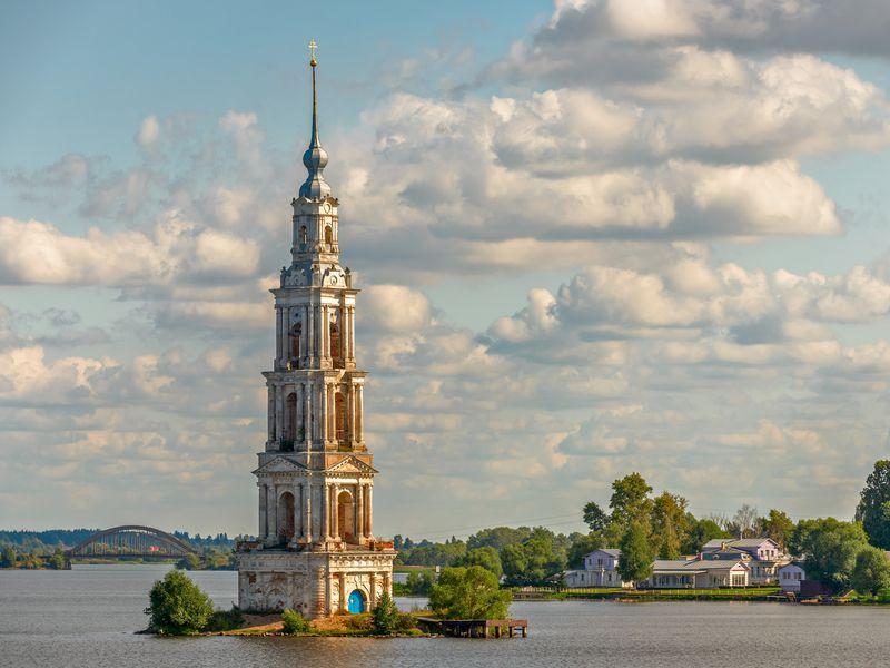 ИзМосквы— вгородки Калязин иКашин - экскурсия в Москве