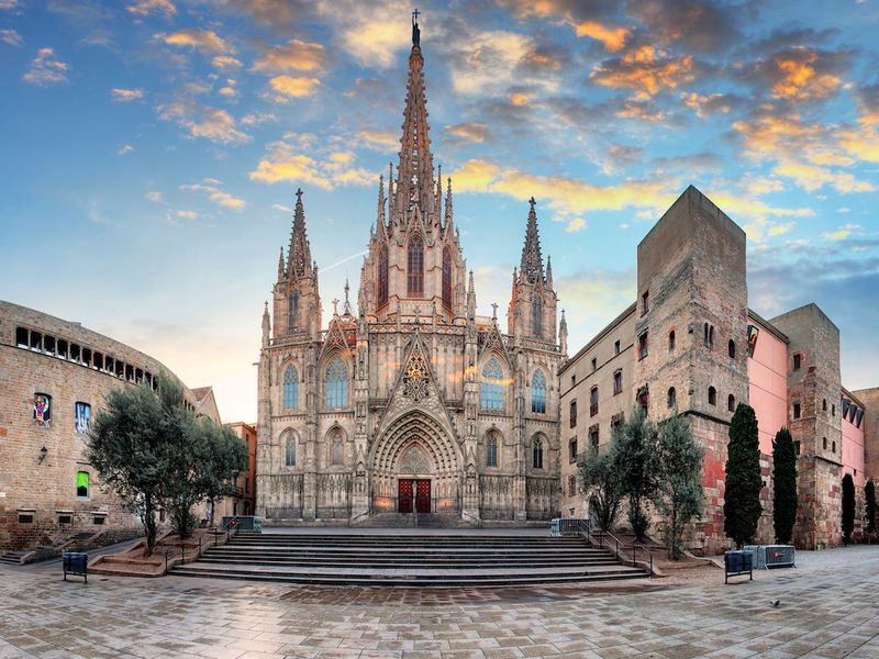 Онлайн-прогулка по Барселоне: парк Цитадели, Эль Борн и Готический квартал - экскурсия в Барселоне