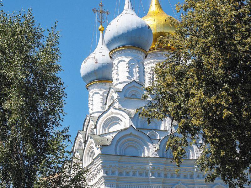 К купцам — в сиренево-черемуховое Замоскворечье - экскурсия в Москве