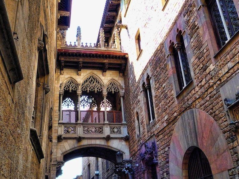Барселона с нуля - экскурсия в Барселоне