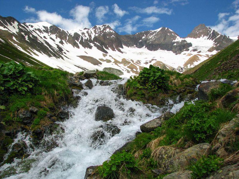 Из Кисловодска — в горную Осетию - экскурсия в Кисловодске