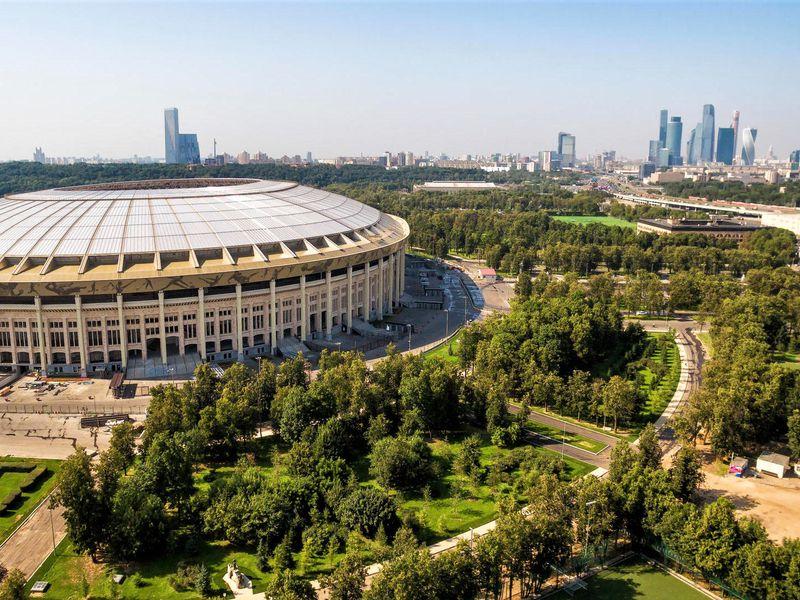 Стадион «Лужники»: экскурсия + подъем на крышу - экскурсия в Москве