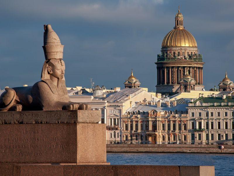 По местам силы Петербурга - экскурсия в Санкт-Петербурге