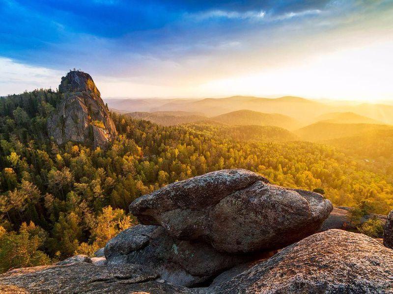 Центральные Столбы — путешествие в мир диковинных скал - экскурсия в Красноярске