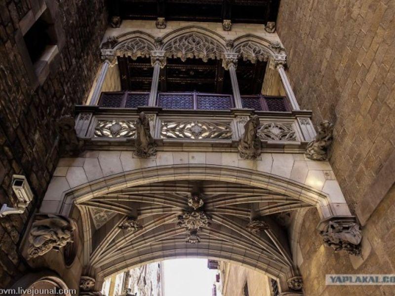 Кошмары Старого города - экскурсия в Барселоне