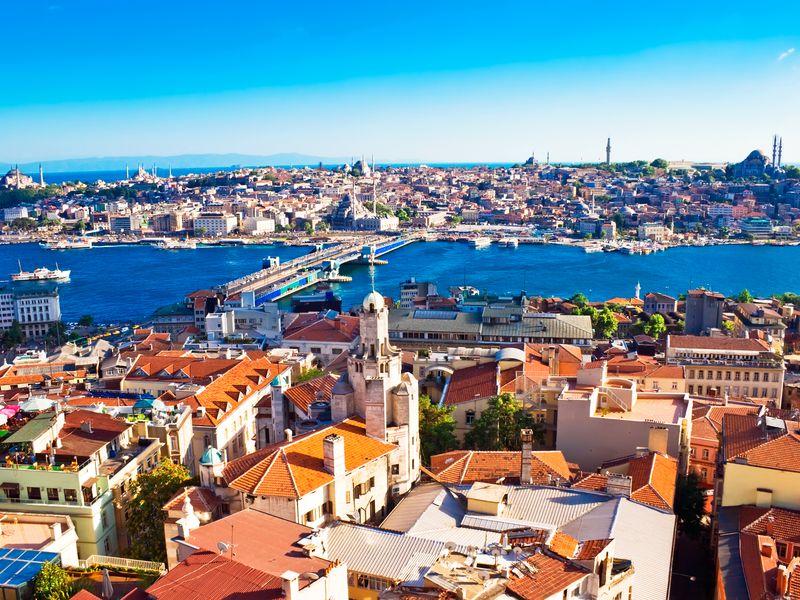 Стамбул с разных ракурсов - экскурсия в Стамбуле