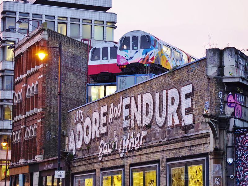 Контрасты Лондона - экскурсия в Лондоне