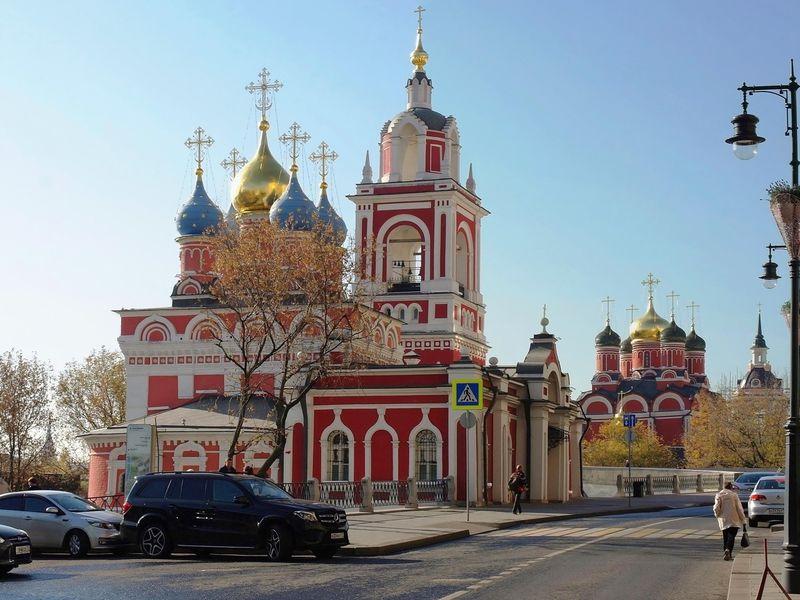2столичные реликвии: Варварка иЗарядье - экскурсия в Москве