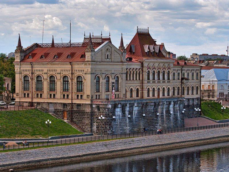 Рыбинск— маленький Петербург - экскурсия в Ярославле