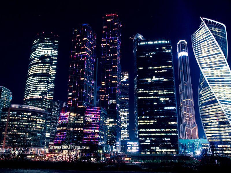 Обзорная вечерняя экскурсия по Москве - экскурсия в Москве