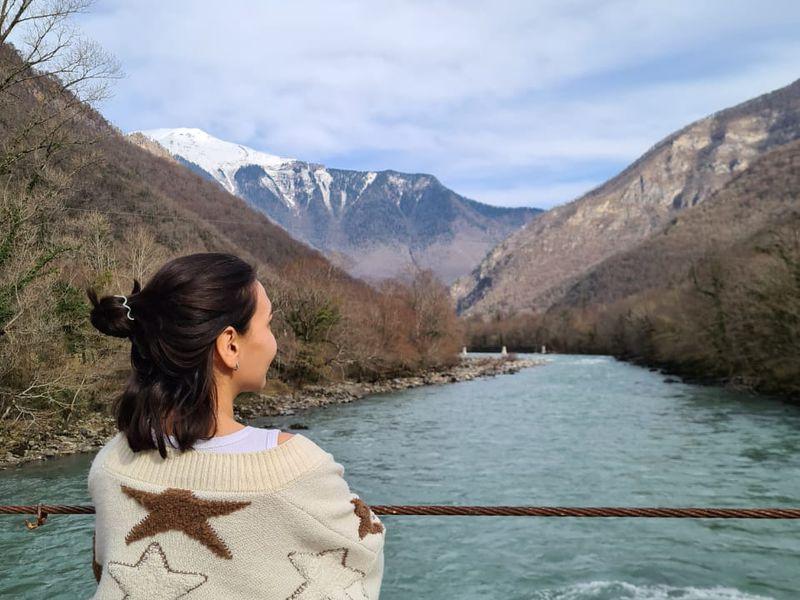 Знакомство сгостеприимной Абхазией - экскурсия в Сочи