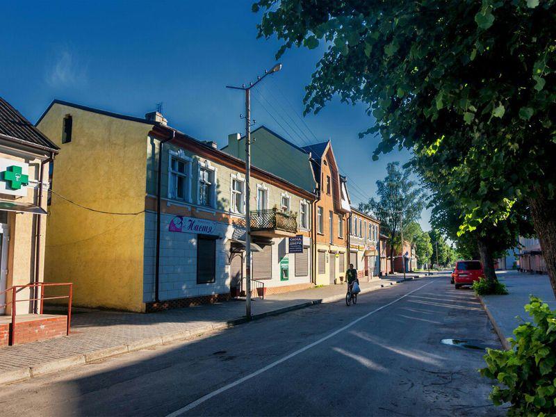 Славск от«Леса Генриха» донаших дней - экскурсия в Калининграде