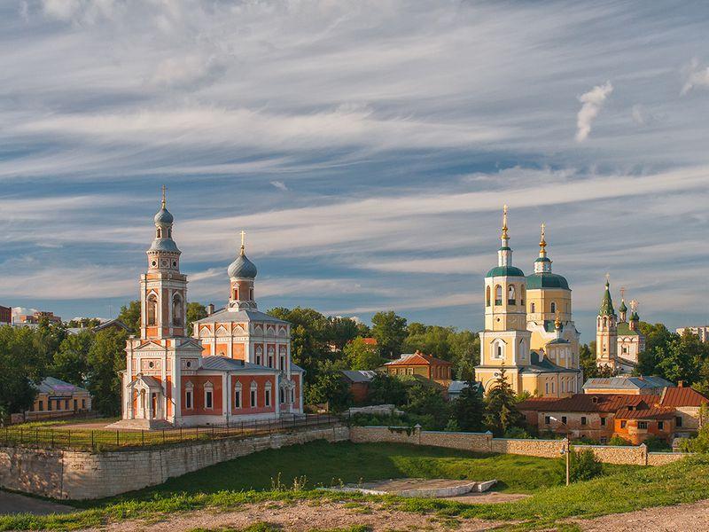ИзМосквы вСерпухов— наавтомобиле! - экскурсия в Москве
