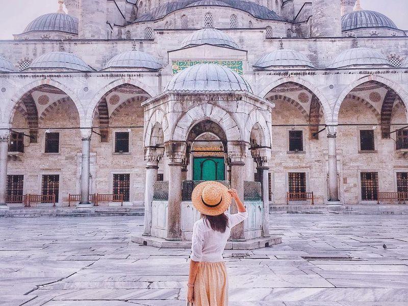 Открывая Стамбул - экскурсия в Стамбуле