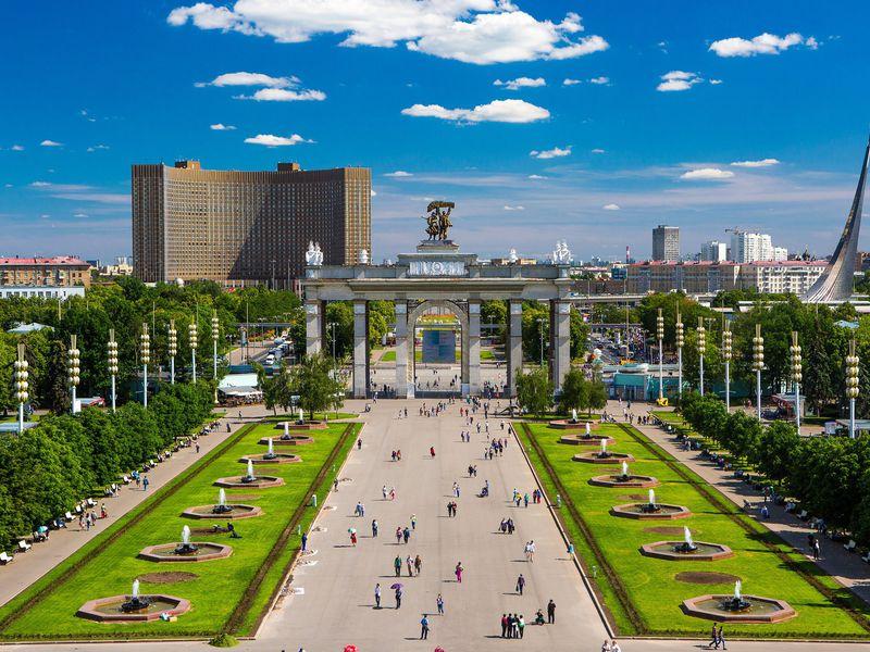 ВДНХ: загадки достояния республики - экскурсия в Москве