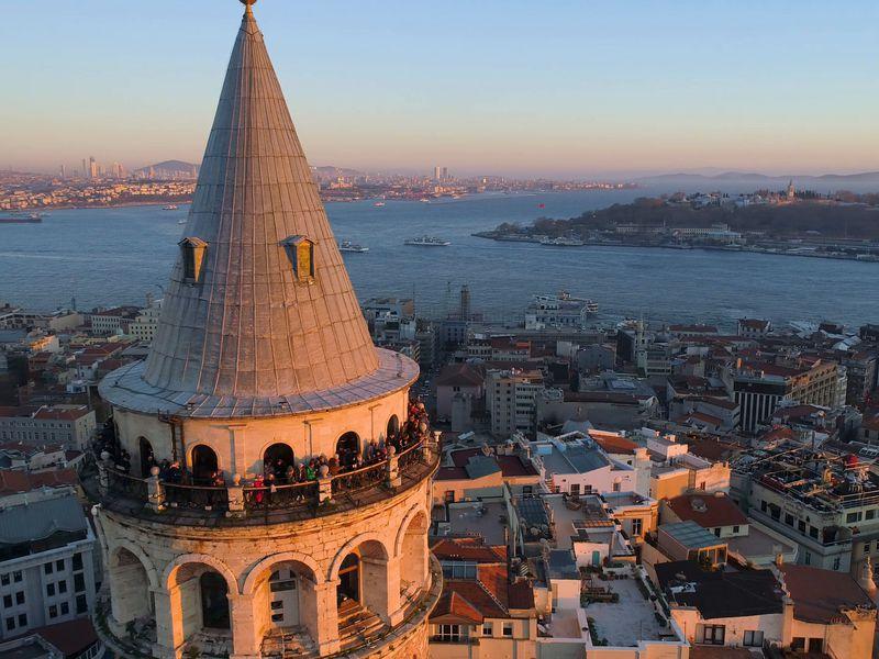 Завораживающий Стамбул - экскурсия в Стамбуле