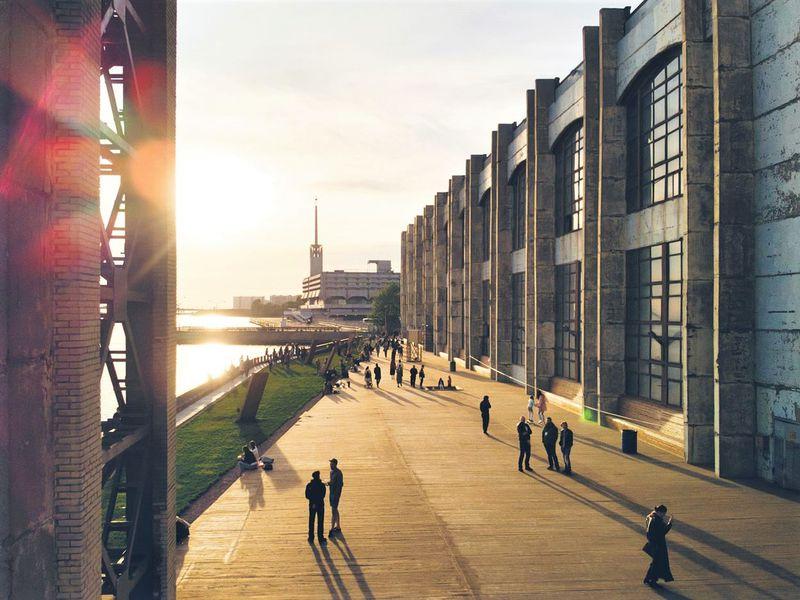 Креативные пространства Петербурга - экскурсия в Санкт-Петербурге